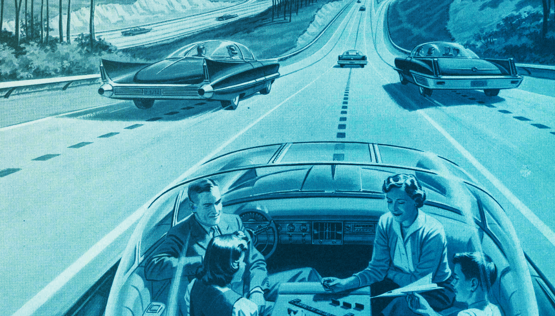 """WHAT IS THE BEST USER EXPERIENCE FOR AN AUTONOMOUS CAR?"""